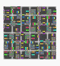 """Matrix Multiplication""© Photographic Print"