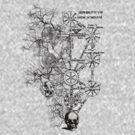 Memory of Forest- (Light Shirts) by Dmitri Arbacauskas