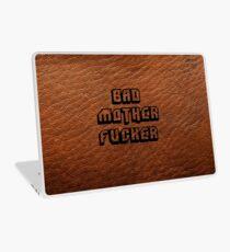 Bad Motherfucker Leather - Pulp Fiction Laptop Skin
