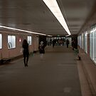 flinders street underpass by thesoftdrinkfactory