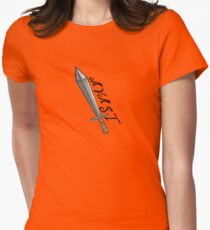 AVAST - Iron Edition Women's Fitted T-Shirt