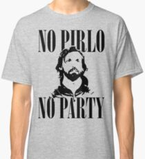 No Pirlo, No Party v2 Classic T-Shirt