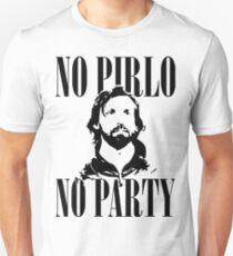 No Pirlo, No Party v2 Unisex T-Shirt