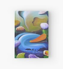 A world so strange I have to stay Hardcover Journal