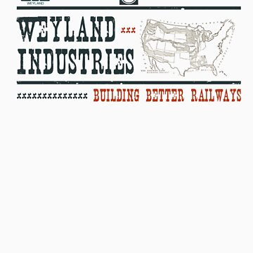Weyland Industries 1870 by EltMcM