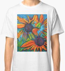 Daisy chain reaction Classic T-Shirt