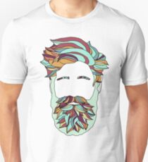 Rainbow Beard T-Shirt