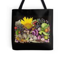 Harvest Mosaic Tote Bag