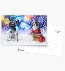 This Christmas Postcards