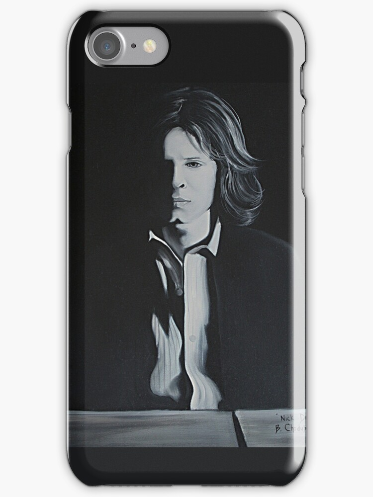 Nick Drake by Bill Chodubski
