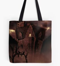 House In The Hollow Tote Bag