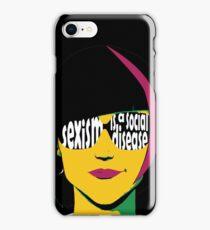 Feminist Voice iPhone Case/Skin