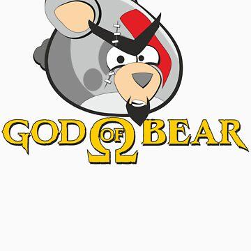 GOD OF BEAR by mythsandmagic