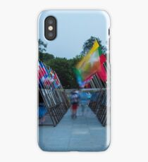 Commemoration of the Korean War iPhone Case/Skin