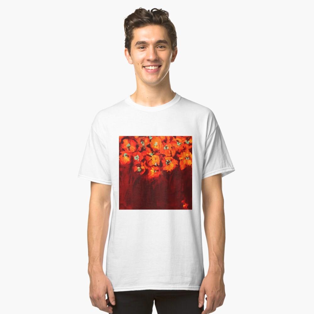 Habibiflo orange Classic T-Shirt