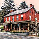 The Cashtown Inn, Haunted Bread and Breakfast  by Jane Neill-Hancock