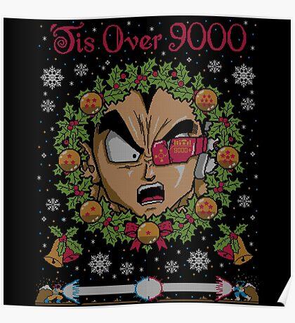 Tis Over 9000 Poster