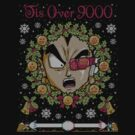 Tis Over 9000 by Punksthetic