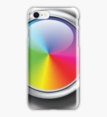 Lens iPhone Case/Skin
