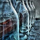 Milk bottles by Asrais