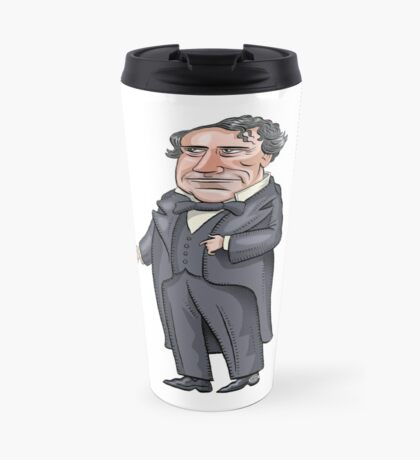 President Franklin Pierce Travel Mug