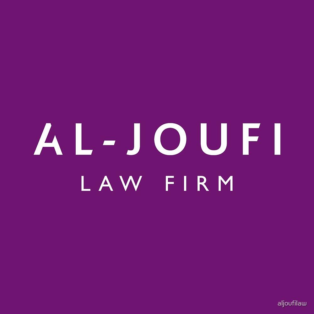 Al-Joufi Law Firm-Saudi Law Firm, Saudi Lawyers & Legal Advisors  by aljoufilaw
