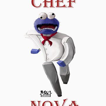 Chef Nova by macjuvial
