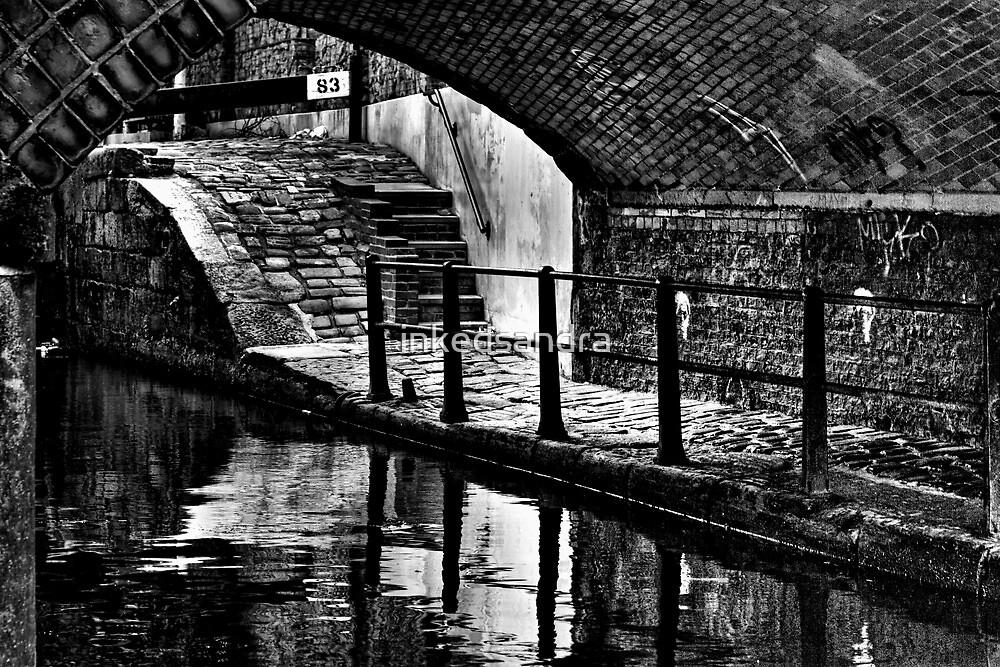 Lock 83 Ancoats,Rochdale Canal by inkedsandra