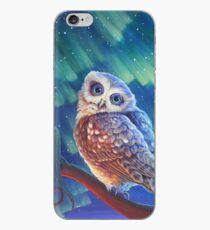 Aurora Owl iPhone Case