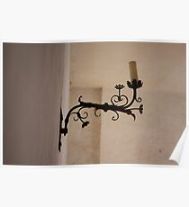 sconce Poster