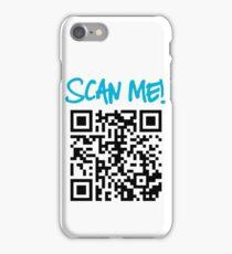 Scan Me! iPhone Case/Skin
