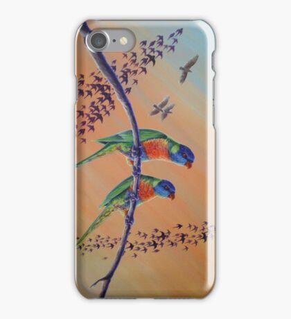 Dawn Chorus iPhone Case/Skin