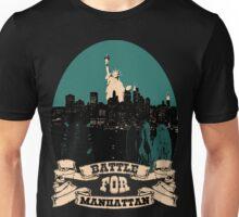 battle for manhattan Unisex T-Shirt
