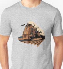 Steam Engine Jam Unisex T-Shirt