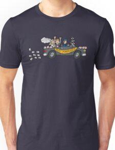 "Honeymoon ""Just Married"" Unisex T-Shirt"