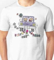 "Funny Wedding Day Honeymoon ""Just Married"" Unisex T-Shirt"