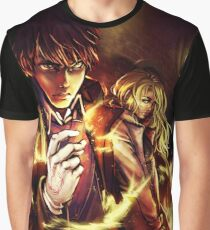 Oh Snap! The Fire Alchemist Graphic T-Shirt