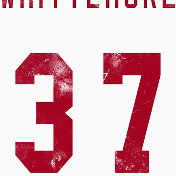 Whittemore Jersey- Red by lsabriinar