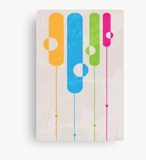 Color Balance Canvas Print