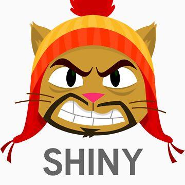 Cheshire POP! - Shiny by CheshireGoMad