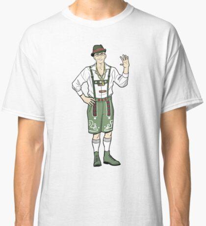 Pop and Locktoberfest Dean Classic T-Shirt