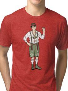 Pop and Locktoberfest Dean Tri-blend T-Shirt