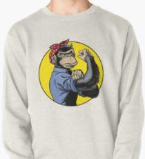 Chimp Power! Pullover