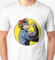 Chimp Power! Unisex T-Shirt