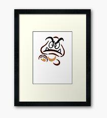 Goomba with Attitude Framed Print