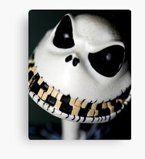 I Jack, the pumpkin king Canvas Print