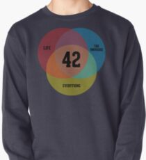 Venn Diagram: Life, the Universe & Everything Pullover