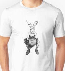 Camiseta unisex Bunny boy gummo.