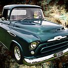Chev 3100 by BK Photography
