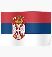 Serbia - Standard Poster